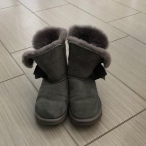 Dark great Ugg Boots